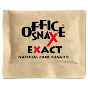 Office Snax EXACT Natural Cane Sugar Grocery & Gourmet Food