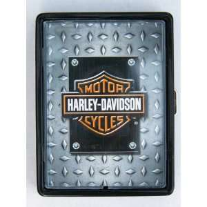 Harley Davidson Motorcycle Logo Cigarette Case Holder