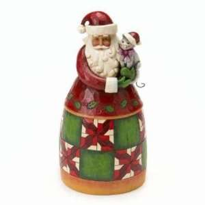 Christmas Cheer Figurine Jim Shore Heartwood Creek 4017653 Home
