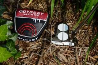 Odyssey White Ice 2 Ball Blade Putter Golf Club