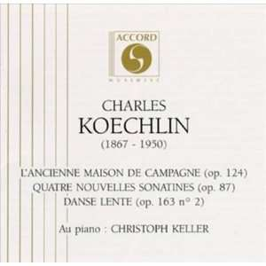 Danse Lente Composer Charles Koechlin, Piano Christoph Keller Music