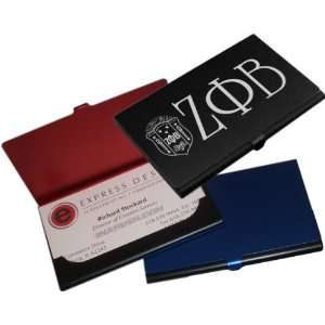 Zeta Phi Beta Business Card Holder: Everything Else