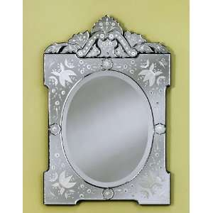 Large Venetian Wall Mirror   Gemma