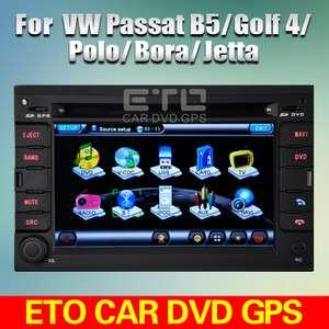 ETO VW Volkswagen Polo Passat B5 Jetta Sharan Golf Stereo DVD Radio