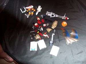 Lego STAR WARS PICES PICE Droid Escape 7106 7139 WING BABY DRAGON