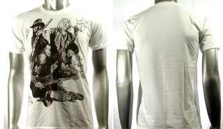 Motley Crue Tommy Lee American Rock Music T shirt Sz M