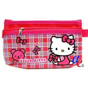 Hello Kitty Pencil Case Cosmetic Bag Accessories, Hello Kitty