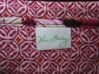 Vera Bradley MOD pink eco shopper tote bag purse GrOovY