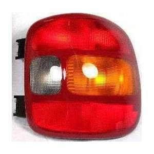 02 03 GMC SIERRA PICKUP DENALI TAIL LIGHT RH (PASSENGER SIDE) TRUCK