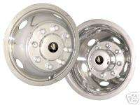 2011 CHEVY GMC 3500 DUALLY 17 WHEEL SIMULATOR HUBCAPS