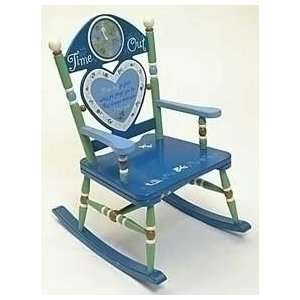 28 Time Out Rock A Buddies Wooden Rocking Chair