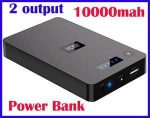 Brand FOST 10000mah Battery Power Bank For iPhone 4 4S iPad NOKIA HTC