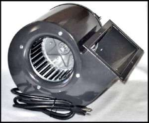 Dayton Blower 463 CFM Exhaust Fan   Hydroponics   HPS