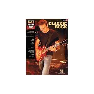 Classic Rock   Easy Rhythm Guitar Series Volume 2 Musical Instruments