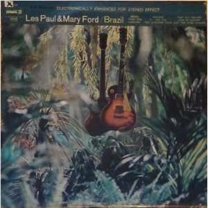 Brazil Les Paul, Mary Ford Music