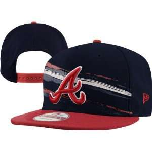 Atlanta Braves New Era 9FIFTY Fantabulous Snapback Adjustable Hat