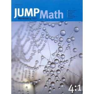 JUMP Math Workbook 4, Part 1 JUMP Math 9781897120422