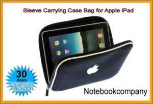 New 9.7 laptop sleeve carrying case bag for Apple iPad