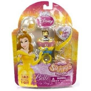 Squinkies Disney Princess Belle Surprize Bracelet Bubble