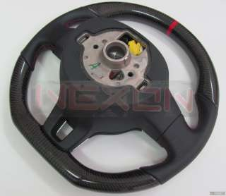 VW Golf 6 GTI Custom Carbon Steering Wheel & Airbag NEW