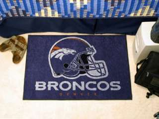 NFL   Football Team Helmets 20 x 30 Starter Rug
