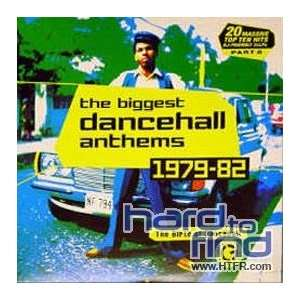 Biggest Dancehall Anthems 2 [Vinyl] Various Artists