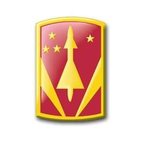 United States Army 31st Air Defense Artillery Brigade Patch Decal