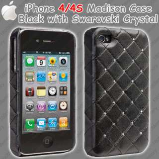 Case Mate Madison Case for Apple iPhone 4 4S /w Swarovski Crystal