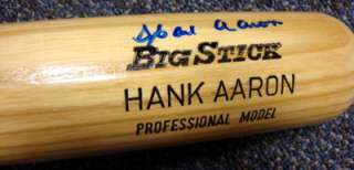 Autographed Signed Adirondack Big Stick Bat PSA/DNA #L71871