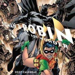 All Star Batman & Robin Frank Miller 2007 Calendar