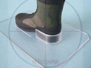 DML Figure Stand Heel type S size for 1/6 12 Figures