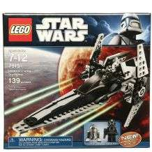 LEGO Star Wars 7915 Imperial V wing Starfighter Toy Set