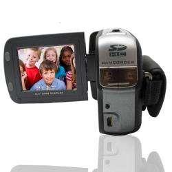 Dr. Tech 5MP 2.4 inch Black Digital Camcorder