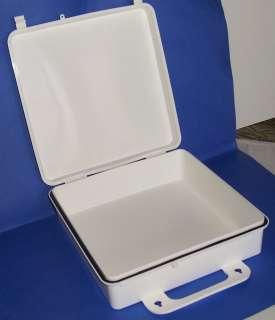 Plastic White Multi  Purpose Storage Box