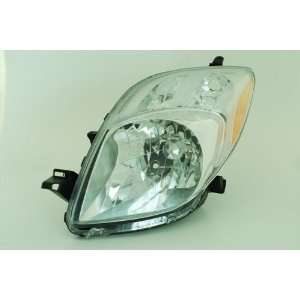 Toyota Yaris Driver Side Replacement Headlight
