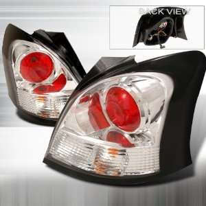 Toyota Toyota Yaris 3Dr Tail Lights /Lamps Euro Performance Conversion