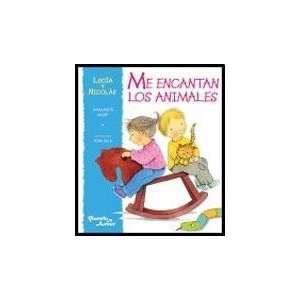 ME ENCANTAN LOS ANIMALES (Spanish Edition) (9789504919919