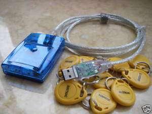125Khz RFID EM4100 Proximity ID EM Card USB Reader,ID