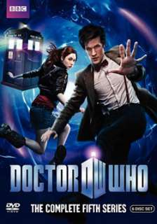 Doctor Who The Complete Fifth Series (DVD)