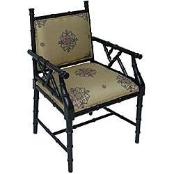 Ellis Asian inspired Chair  Overstock