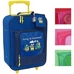 Going to Grandmas Wheeled Upright Carry on Luggage
