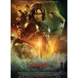 The Chronicles of Narnia Prince Caspian Movie Poster (11