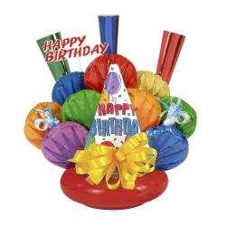 Birthday Celebration Cookie Bouquet Gift