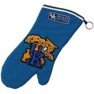 Kentucky Wildcats Royal Blue NCAA Grill Glove