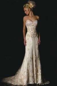 bridalbridesmaid weddingevening dress BALL gown prom party