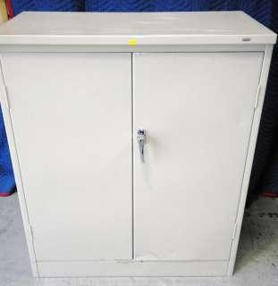 Storage Cabinet Locking Adjustable Tennsco Locker Container #ssc1