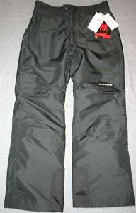 NEW MENS SKI/SNOWBOARD SPYDER CHUGACH INSULATED PANTS XL XXL
