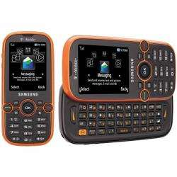 Samsung T469 Gravity 2 GSM Unlocked Orange Cell Phone