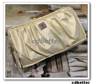 NEW Bling Zipper Women Cosmetic Makeup Case Bag Wallets