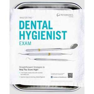 Master the Dental Hygienist Exam, Petersons Textbooks